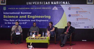 Seminar Internasional Teknik & Sains