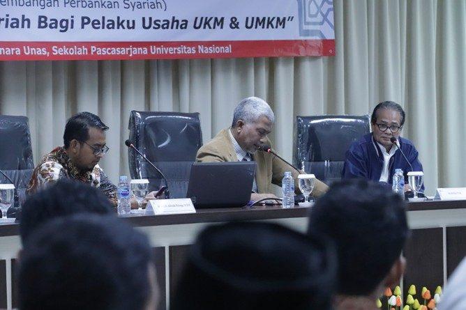 Saat Seminar Sistem Keuangan Syariah Bagi UKM & UMKM (2)