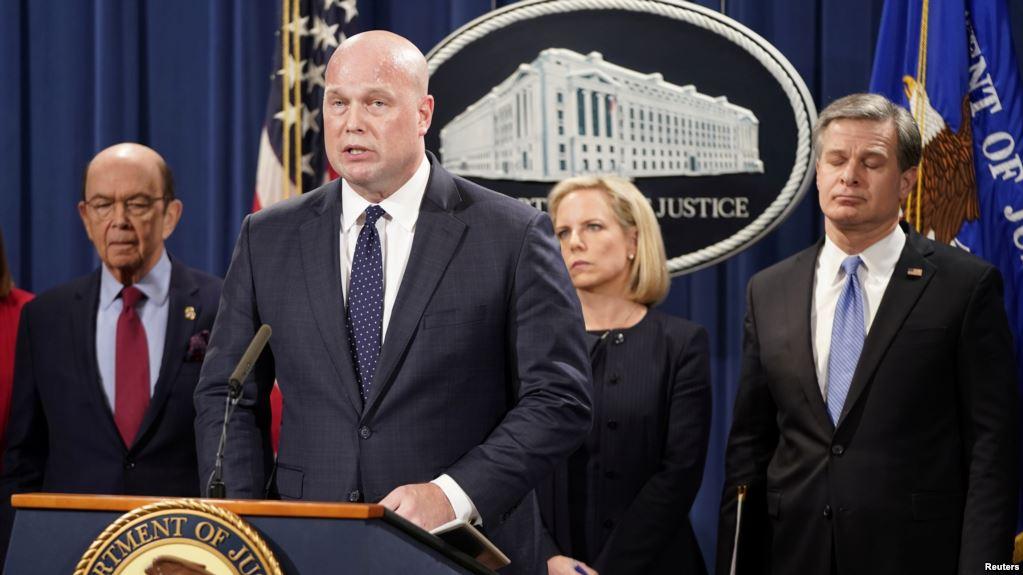 Kejaksaan AS Umumkan Dua Tuduhan Terpisah Atas Perusahaan China Huawei