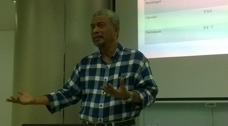 "TB Massa Djafar : Golput ""Signal Awal Krisis Politik"""