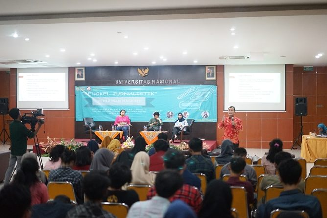 Workshop Bengkel Jurnalistik