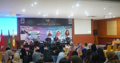 "Workshop Public Relations ""Brand Awarness on Social Media"" di Auditorium blok 1 lantai 4 UNAS, Senin (29/4)"