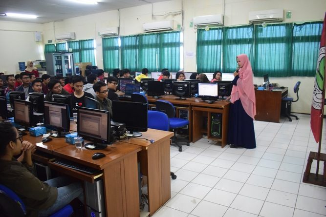 "International Certification ""Software Development Fundamentals"" di Lab. Jaringan Komunikasi Blok IV lantai 4 UNAS, Kamis-Sabtu (2-4/5)"