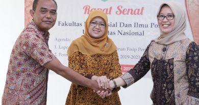 Rapat Senat & Pemilihan Dekan FISIP Periode 2019-2023