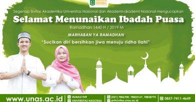 Selamat MenunaikanIbadah Puasa Ramadhan 1440 H