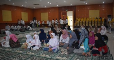FTKI Berbagi Kemuliaan di Bulan Ramadhan Melalui Buka Puasa Bersama