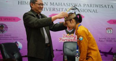 Dialog Pariwisata : Ajak Mahasiswa Manfaatkan Media Digital Demi Kemajuan Pariwisata Indonesia