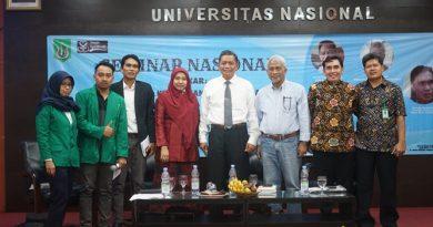 Sikapi Makar, Fakultas Hukum Universitas Nasional Gelar Seminar Nasional