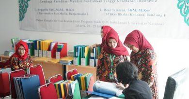 Visitasi Reakreditasi Program Studi D-IV Kebidanan