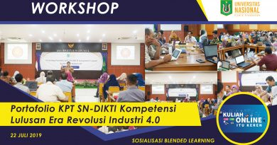 Sosialisasi-Blended-Learning UNAS