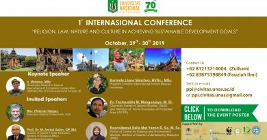1ST INTERNASIONAL CONFERENCE