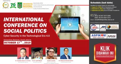 INTERNATIONAL CONFERENCE ON SOCIAL POLITICS