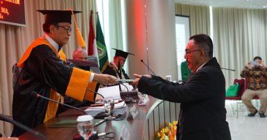 Sidang Promosi doktor Ilmu politik ke 15