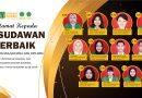 Wisudawan Terbaik Periode II Tahun Akademik 2018/2019