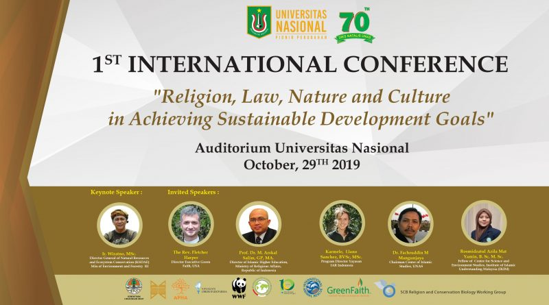 1ST INTERNATIONAL CONFERENCE