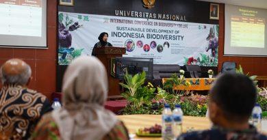 "International Conference On Biodiversity For Life ""Sustainable Development Of Indonesia Biodiversity"""