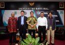Dies Natalis ke 70, PLT Kepala LLDIKTI Wilayah 3 Suntikkan Semangat pada Mahasiswa UNAS dalam Berwirausaha