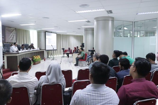 """Seminar """"Politik Pendidikan di Indonesia: Tantangan dan Peluang di Era Revolusi Industri 4.0"""""""