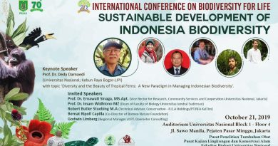 International Conference on Biodiversity for life