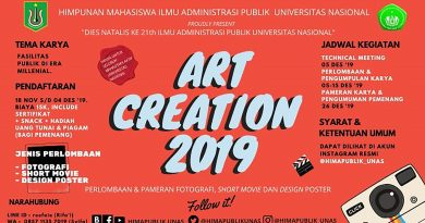 ART CREATION 2019