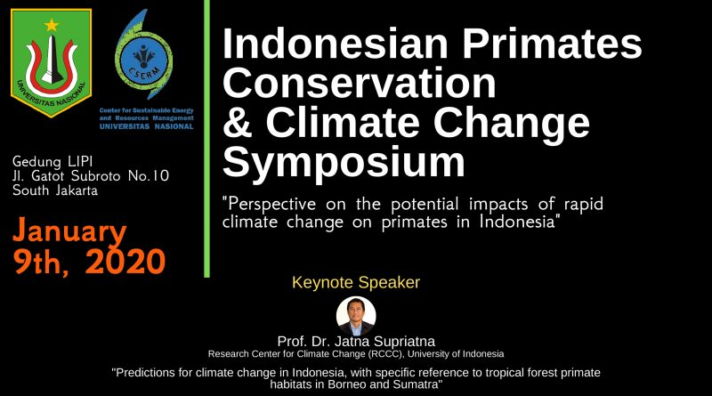INDONESIAN PRIMATES CONSERVATION