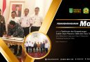 Penandatanganan MoU Pengembangan Wisata Kepulauan Seribu dengan Pemda DKI Jakarta