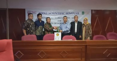 Fakultas Pertanian Berkunjung ke Malaysia Jajaki Kerja Sama dengan UPM