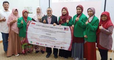 Kunjungan FTKI Unas ke Universiti Putra Malaysia