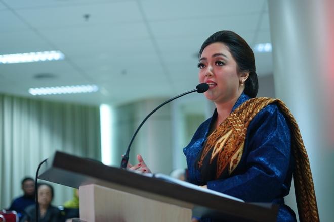 Sidang Promosi Doktor Ayu Larasati