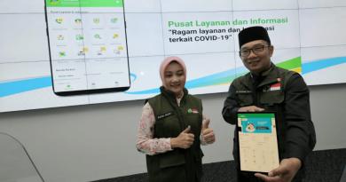 Jawa Barat Gunakan Aplikasi Pilkobar untuk Pantau Pasien Corona