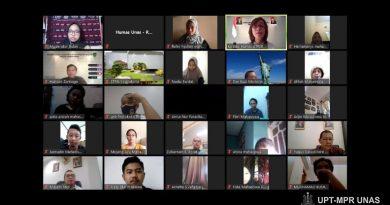 Diskon (Diskusi Online) Program Studi Ilmu Politik