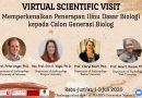 Virtual Scientific Visit (HIMABIO UNAS)