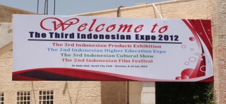 Indonesian expo