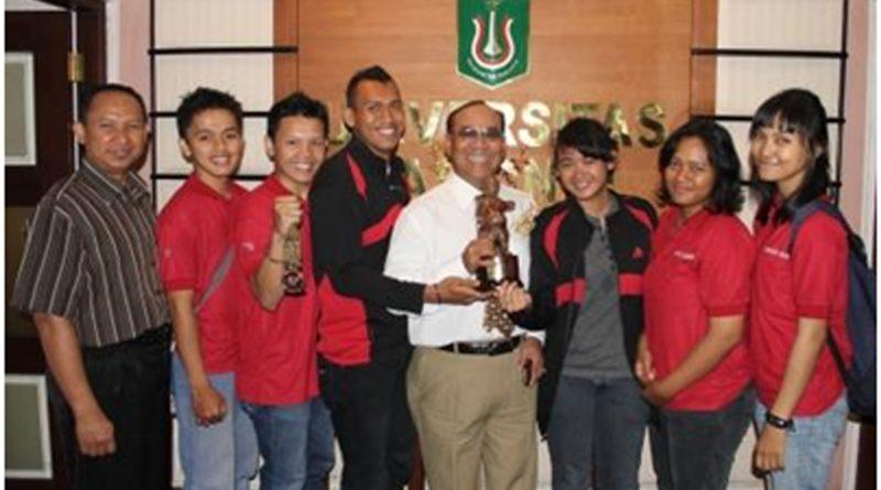 UBK Unas Sumbang Medali Perunggu di Ajang OSO CUP 2011