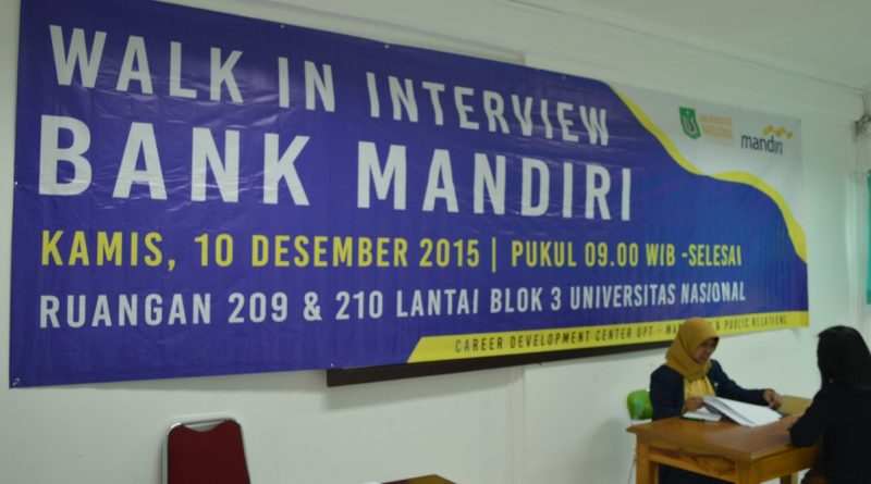 Walk_In_Interview_Bank_Mandiri_di_UNAS