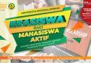 BEASISWA BAGI MAHASISWA AKTIF UNIVERSITAS NASIONAL SEMESTER GANJIL TAHUN AKADEMIK 2020/2021 TERDAMPAK PANDEMI COVID-19