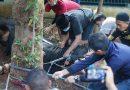 Hari Raya Idul Adha, UNAS Lakukan Pemotongan Qurban Di Tengah Pandemi