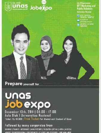 Unas Job Expo