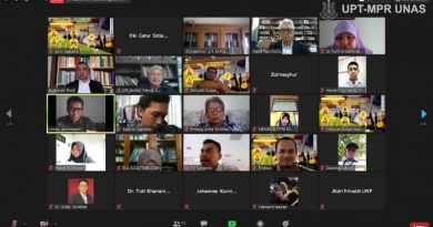 """Webinar Nasional """"Implementasi Nilai-Nilai Keindonesiaan Dalam Kehidupan Kampus Di Era Normal Baru Perspekatif Ilmu Administrasi Dan Ilmu Sosial, Rabu, 10 Juni 2020"""
