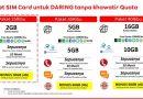 Peduli Pendidikan Daring, Dua Operator Telekomunikasi Hadirkan Paket Internet Harga Terjangkau