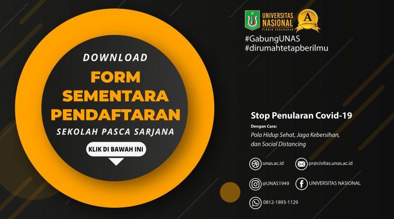 web-banner-Form-sementara-pendaftaran-sekolah-pasca-sarjana-UNAS