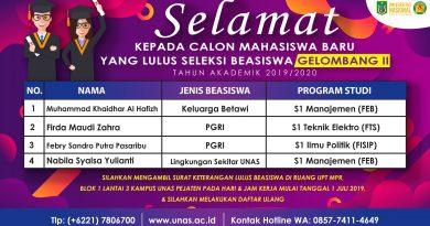 Pengumuman Beasiswa Calon Mahasiswa Baru UNAS Semester Ganjil T.A. 2019-2020 Gelombang II.jpg