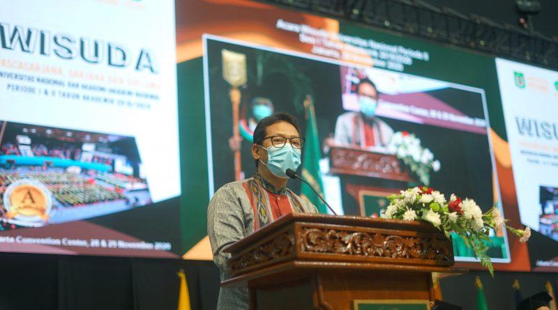 Kepala Lembaga Layanan Pendidikan Tinggi (LLDIKTI) Wilayah III, Prof. Dr. Agus Setyo Budi, M.Sc.