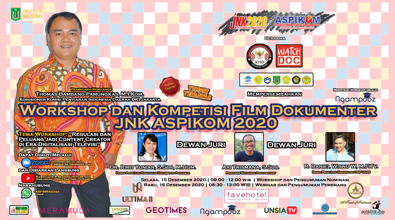 WORKSHOP-DAN-KOMPETISI-FILM-DOKUMENTER-JNK-ASPIKOM-2020