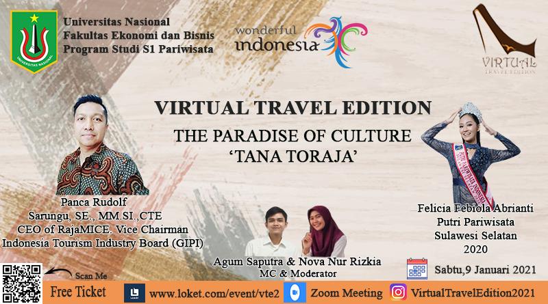 "Virtual-Travel-Edition-The-Paradise-of-Culture-""Tana-Toraja"""