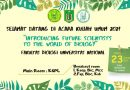 Kuliah Umum Program Studi Biologi UNAS
