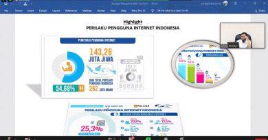 Agar Website Terlihat Lebih Dinamis, Karyawan UNAS Ikuti Pelatihan Konten dan Penulisan Berita