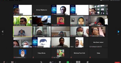 Pelatihan Workshop Penulisan Berita Dan Tata Kelola Konten Website