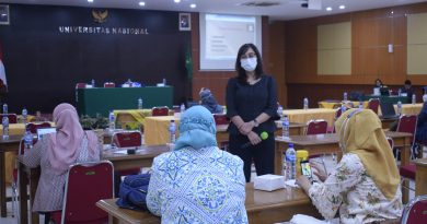 Training Public Speaking persiapan Acara PLBA