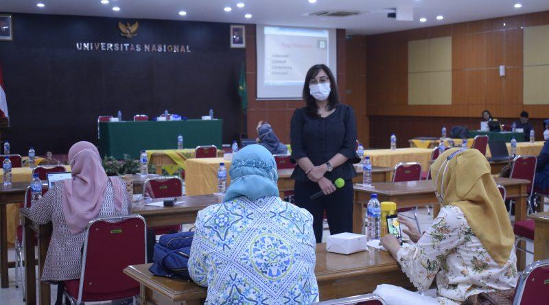 Training Public Speaking persiapan Acara PLBA
